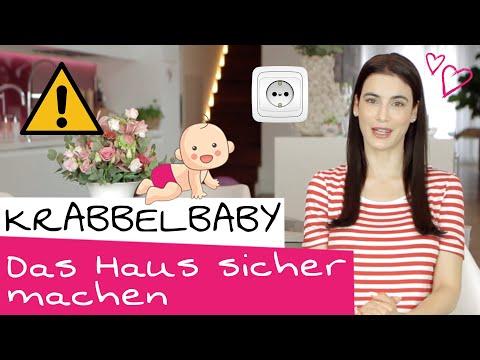 Mehr Sicherheit: So schützt du dein Baby | Wohnung kindersicher machen | Tipps & Tricks