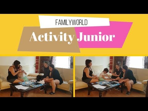 Activity Junior / spieletester
