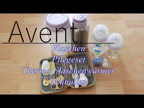 Test: Unsere Erstausstattung fürs Baby von Avent | Babyartikel.de