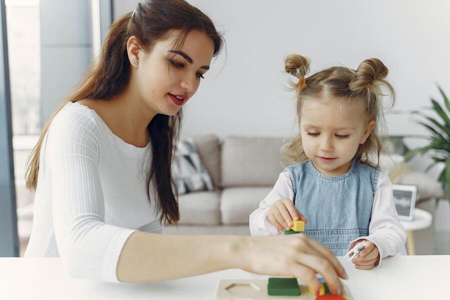 Spielsachen für 4-jährige Kinder