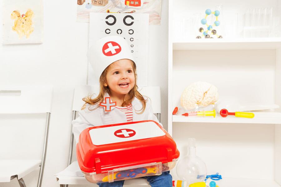 Kinder-Arztkoffer und Doktor-Spielzeug Kaufratgeber