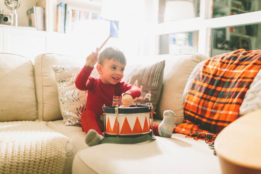 Baby-Trommel