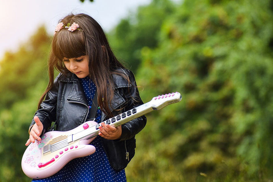 Beste Musikinstrumente Kinder
