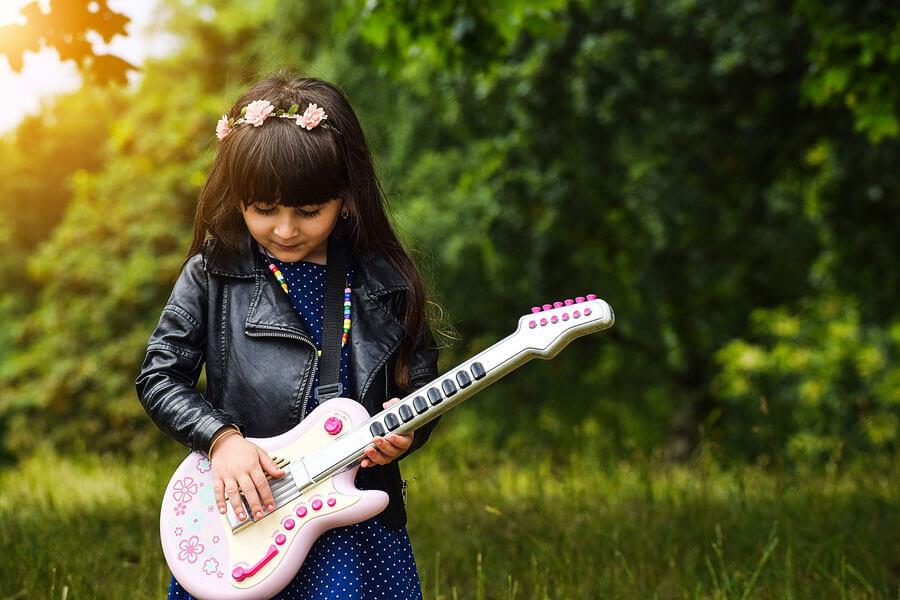 E-Gitarre fürKinder