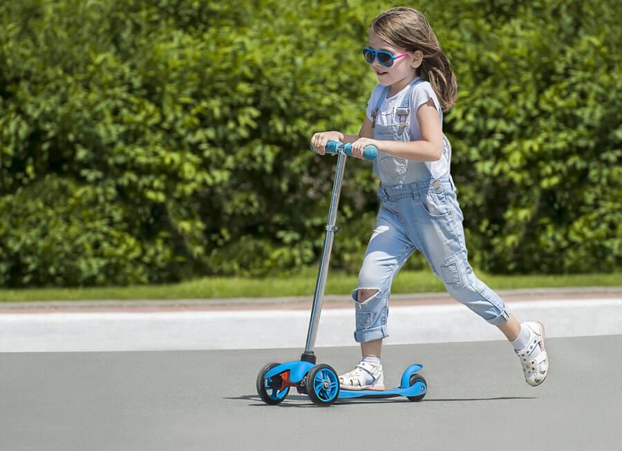 Scooter Kinderroller Test und Vergleich