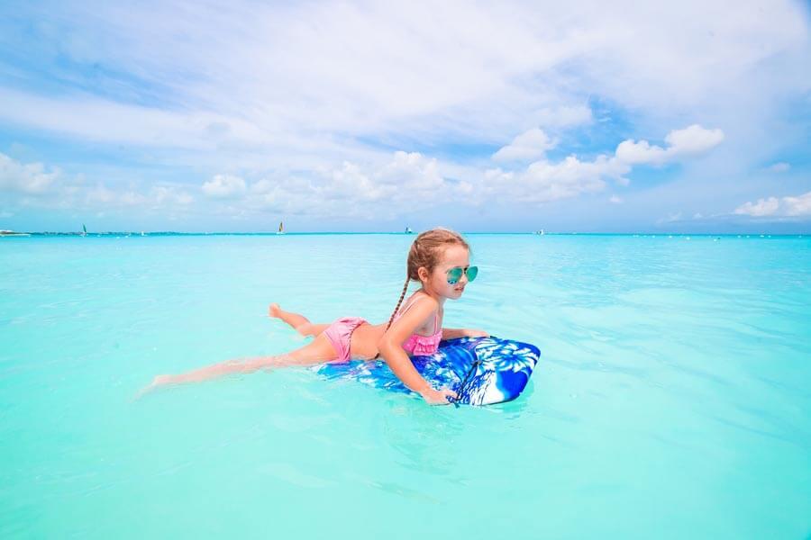 Schwimmbrett für Kind