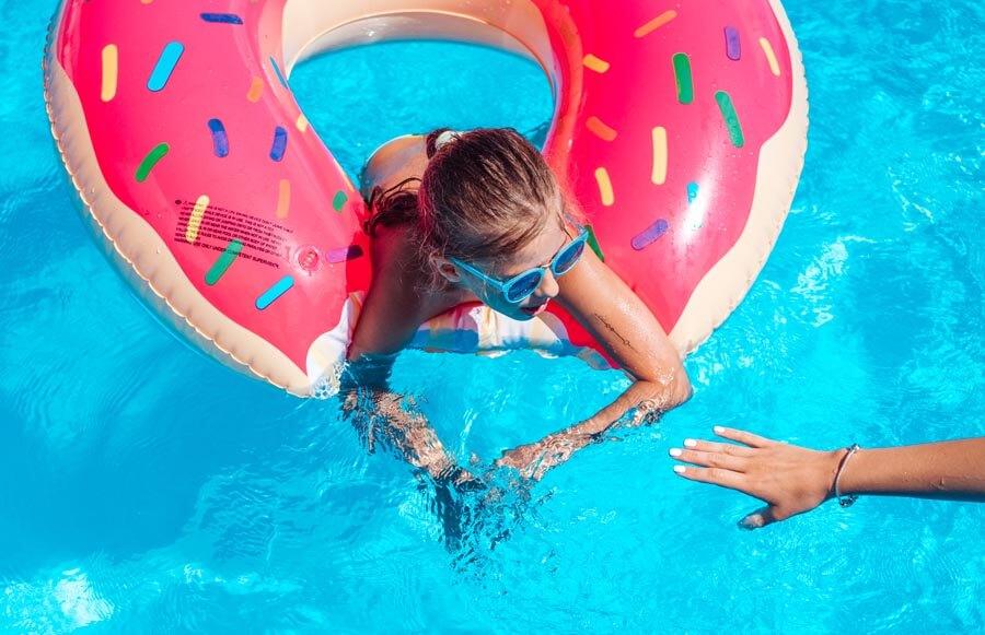 Schwimmreifen
