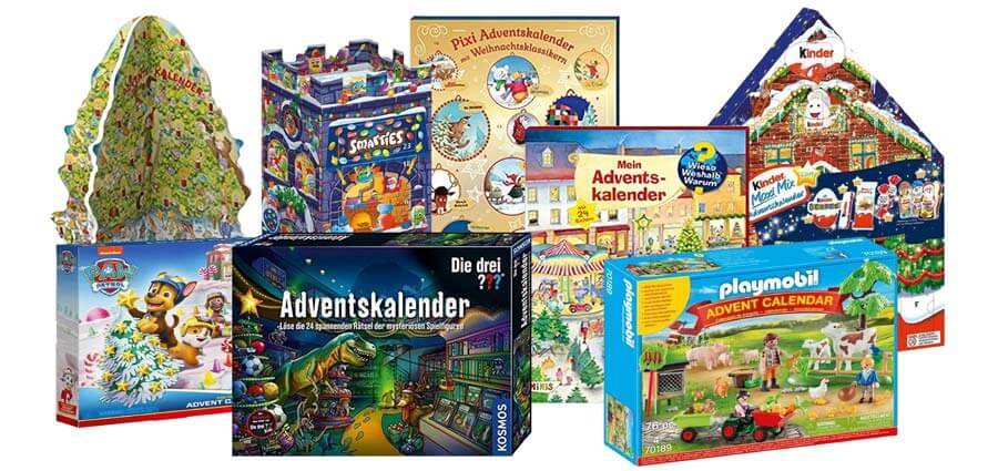 Adventskalender für Kinder 2020