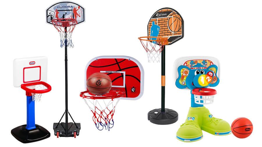 Basketballkörbe für Kinder