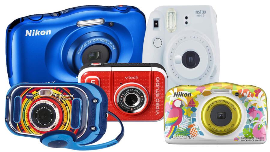 Kameras für Kinder
